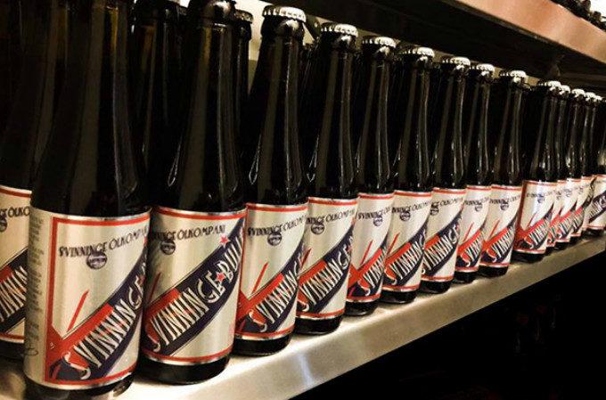 Svinninge Bullet Premium Pale Ale
