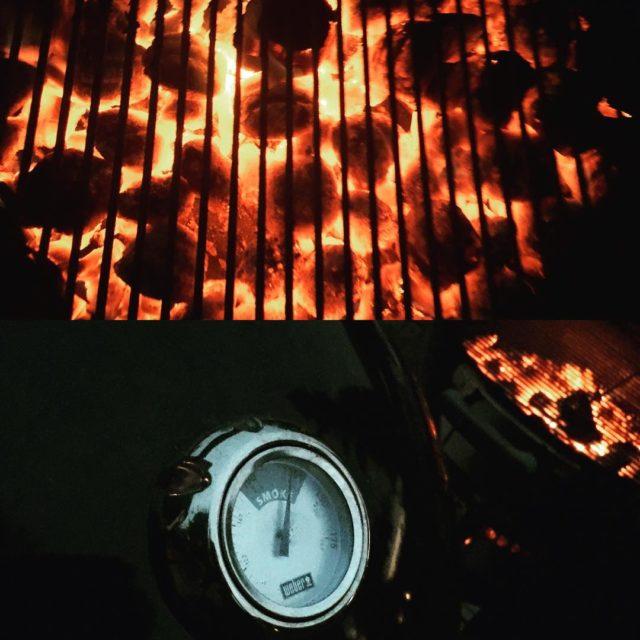 30 smoked beef knuckle burgers amp 30 cedar plank grilledhellip