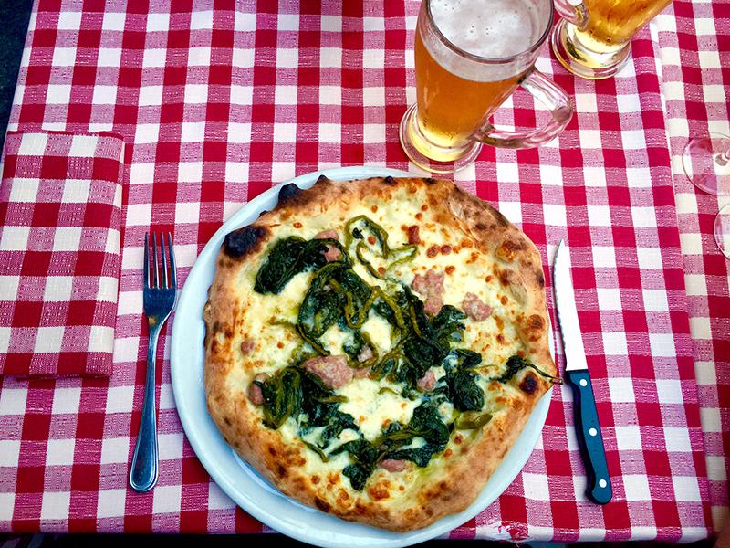pizza blanco borgo, lyxlagat