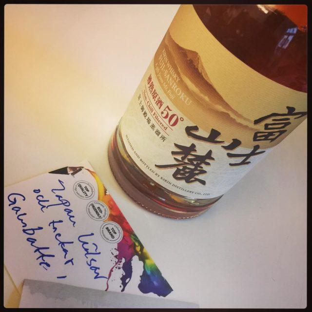 Tjohooo!! Frdelen med kollegor amp vnner som reser till Japan!!hellip