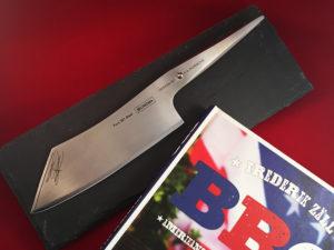 Signaturmodell av kockkniv, julspecial!