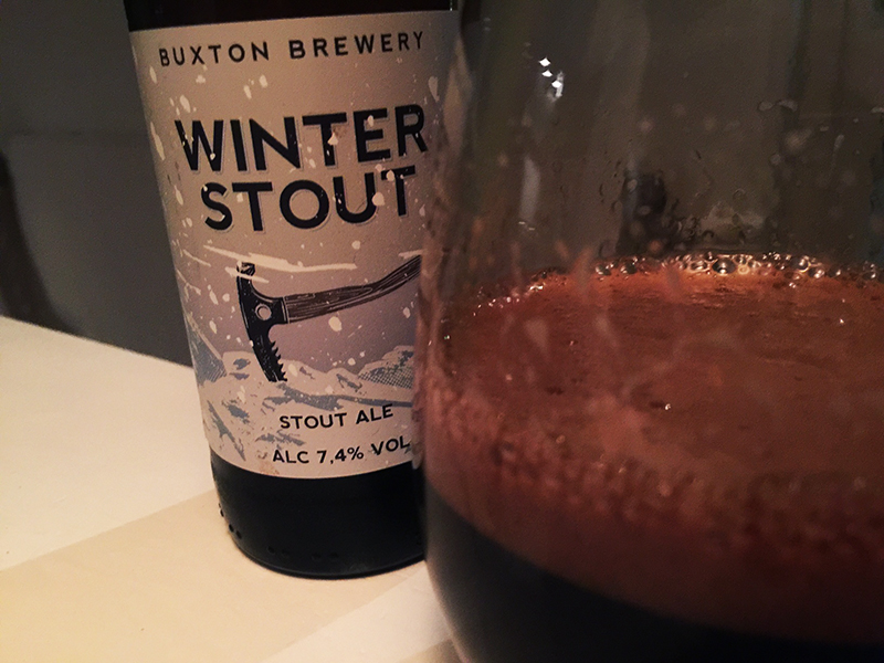 buxton winter stout