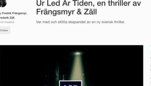 Spänningsroman & Nyhetsmorgon