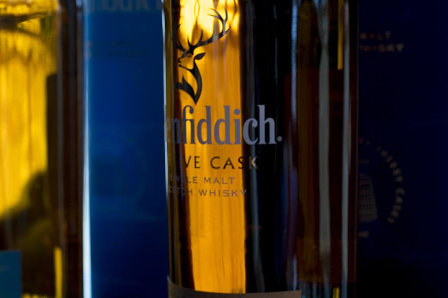 Glenfiddich reserve lyxlagat