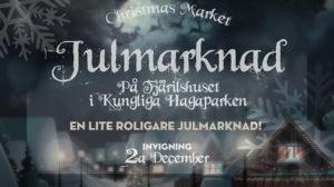 TV4 & Julmarknad på Fjärilshuset