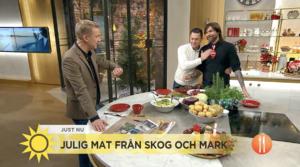 TV4 Nyhetsmorgon – recepten