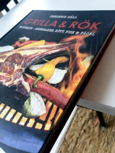 GRILLA & RÖK – NY BOK!